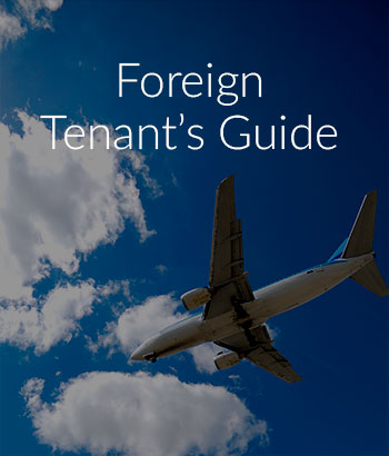 The foreign tenant's guide